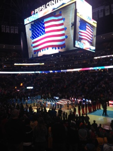 The Star Spangled Banner - Sung before every Sports Game