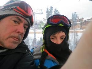 Expert Skiers